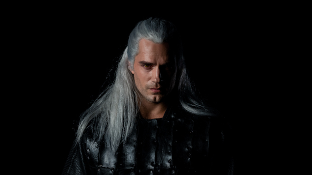 Netflix Releases <i>The Witcher</i> Teaser Art, First-Look Images
