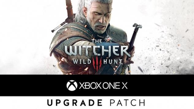 <i>The Witcher 3</i> Can Now Run in 4K on Xbox One X