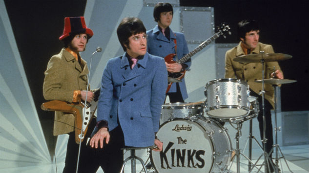 Listen to The Kinks Perform at the Kennedy Center on This Day in 1972