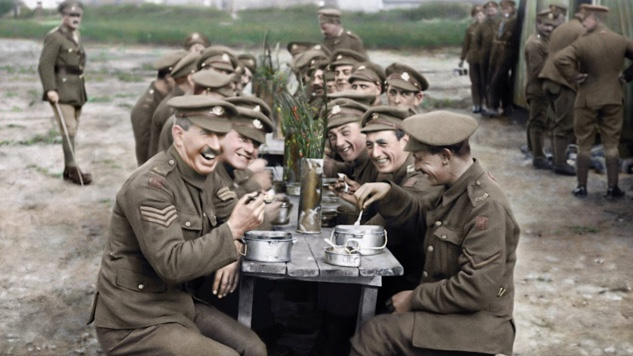 <i>They Shall Not Grow Old</i> Is One Side of a Story Unforgettably Told