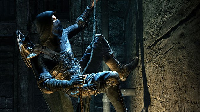 New <i>Thief</i> Title May Launch Alongside Film