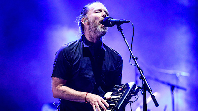 Thom Yorke Announces North American Solo Tour