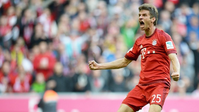 Thomas Müller: the Forward You Love to Hate