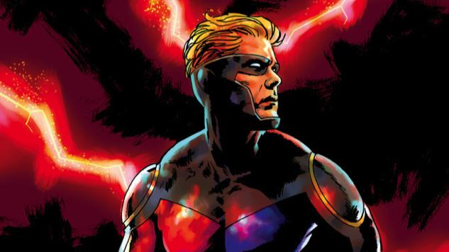 Kieron Gillen & Caspar Wjingaard Bring <i>Peter Cannon: Thunderbolt</i> to Dynamite Comics