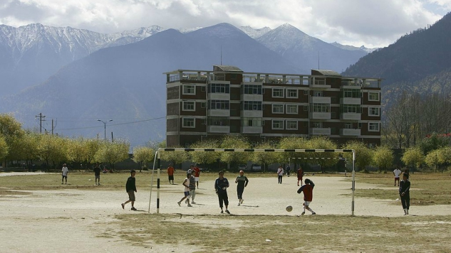 Tibet women's soccer team denied United States  travel visas to Dallas