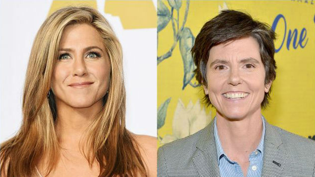 Jennifer Aniston, Tig Notaro to Star as President, First Lady in Netflix's <i>First Ladies</i>