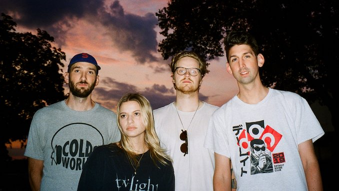 "Listen to New Tigers Jaw Single ""Warn Me"""