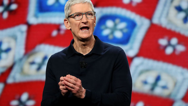 "Tim Cook Says Hate Has ""No Place"" in Tech"