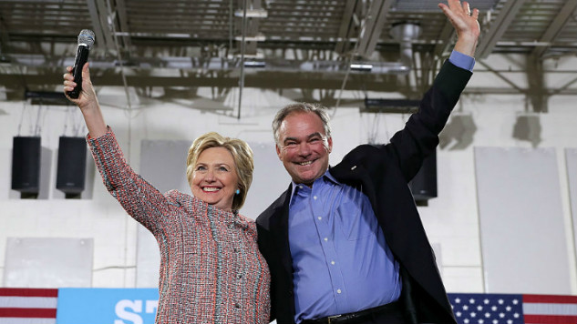 Tim Kaine and the Democrats' Defense of Abortion