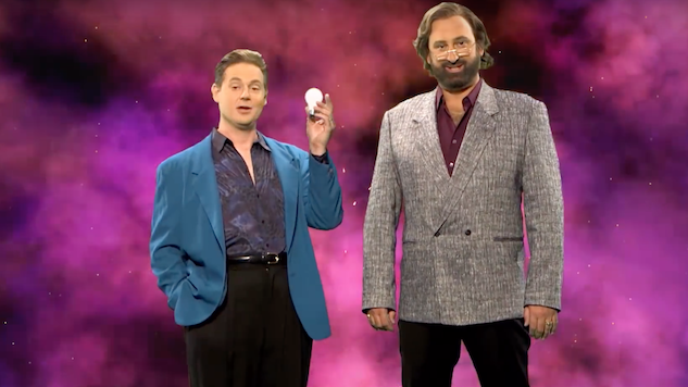 Watch the New Teaser for Adult Swim's Long-Awaited Tim & Eric Streaming Platform, Channel 5