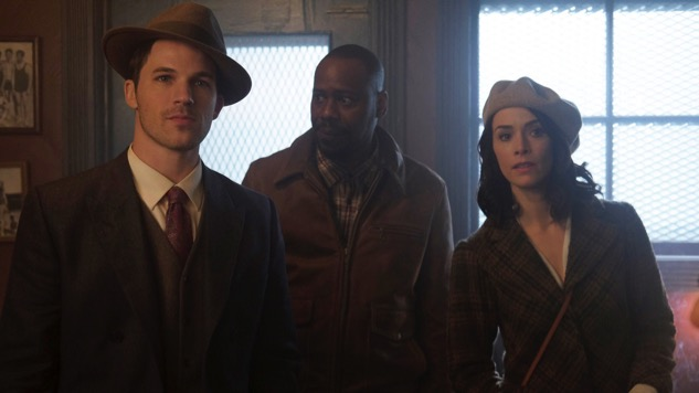 The 5 Best Moments from the <i>Timeless</i> Premiere