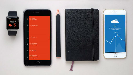 Moleskine Timepage (iOS) App Review: Digital Papers