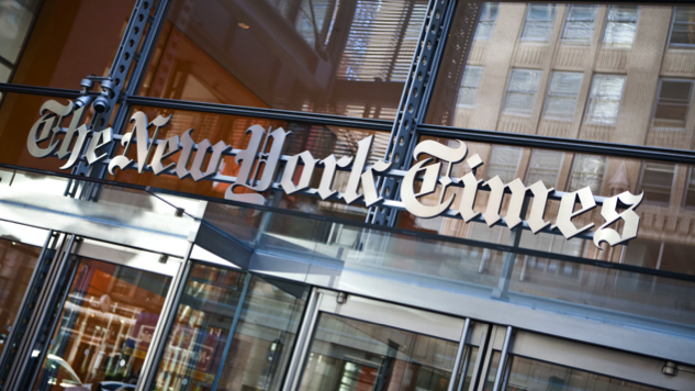 This <i>New York Times</i> Article on Climate Change Is So F***ing Bad
