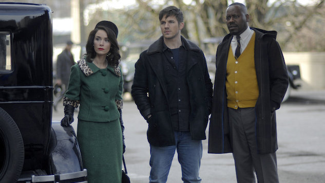 How <i>Timeless</i> Creators Shawn Ryan and Eric Kripke Ditched High-Concept for Heart