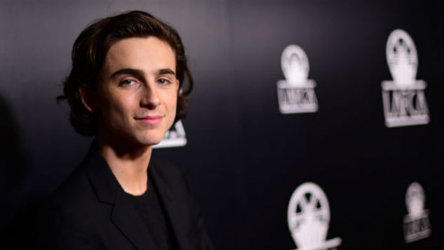 Timothee Chalamet in Talks to Join New <i>Dune</i> Adaptation
