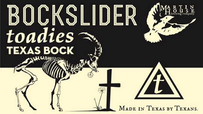 Martin House Brewing Company Bockslider Review
