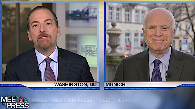 Squawking Heads: Everything You Missed in the Sunday Morning Political Talk Shows