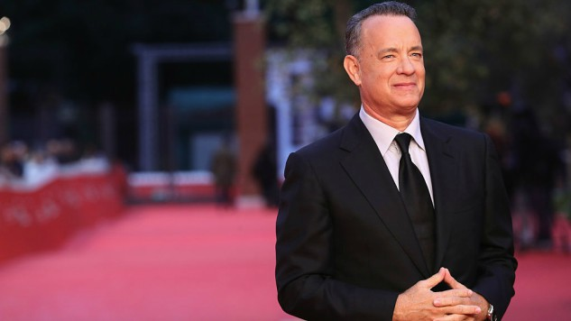 "Tom Hanks Will Play the ""Last Man on Earth"" in Sci-Fi Film <i>Bios</i>"