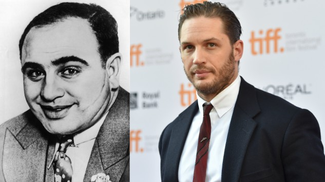 Tom Hardy Makes an Intimidating Al Capone in First Look at Josh Trank's <i>Fonzo</i>