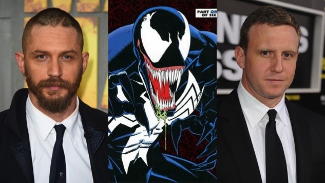 Tom Hardy to Star in Sony's <i>Venom</i>, with <i>Zombieland</i>'s Ruben Fleischer Directing