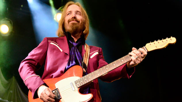 Here's a Full Collection of This Week's Tom Petty Tribute Covers