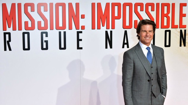 Tom Cruise Announces New <i>Mission: Impossible 6</i> Title in His First Instagram Post