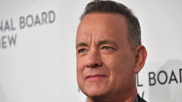 Here's Our First Look at Tom Hanks as Mister Rogers in Sony's <i>You Are My Friend</i>