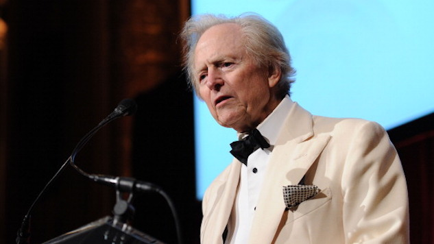 A Farewell to Tom Wolfe, My Journalism Dad