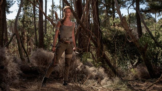 Alicia Vikander to Return for <i>Tomb Raider</i> Sequel from <I>Free Fire</i> Filmmaker Ben Wheatley
