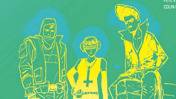 <i>The Tomorrows</i> #1 by Curt Pires Review