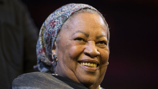 A Book of Toni Morrison Quotations Is Coming This December