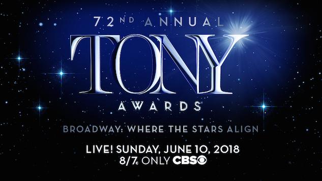 2018 Tony Award Nominations Include <i>SpongeBob SquarePants</i>, <i>Mean Girls</i> and <i>Frozen</i>