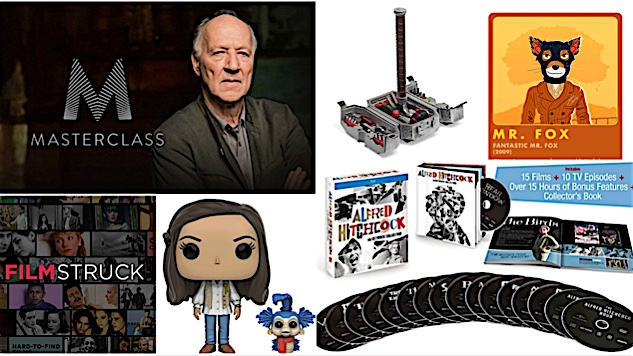 10 Great Gifts for Movie Lovers - 2017
