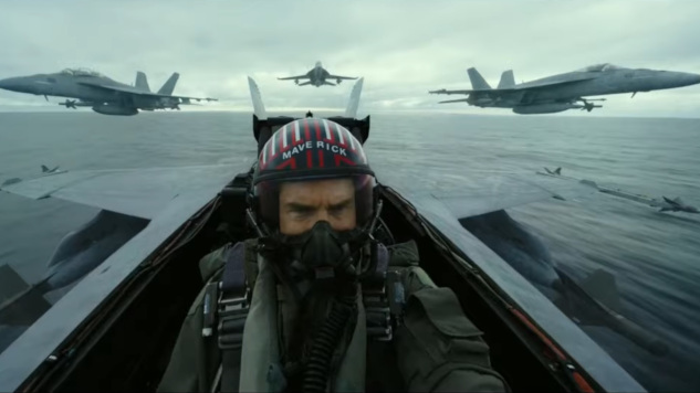 Ride into the Danger Zone with First Trailer for Top Gun