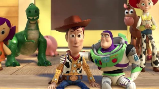 Tom Hanks Is Teasing the Emotional Devastation of <i>Toy Story 4</i>