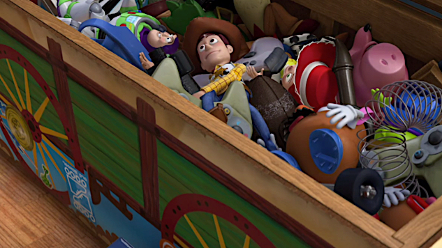 <i>Toy Story 4</i> Has Undergone Major Rewrites, Says Cast Member