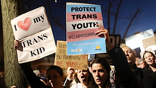 Anti-Transgender Legislation Devastates Trans Children—Even When It Fails