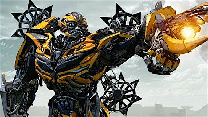 <i>Transformers: The Last Knight</i>