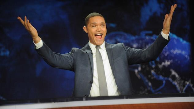 Trevor Noah to Stick Around as <i>The Daily Show</i> Host to 2022