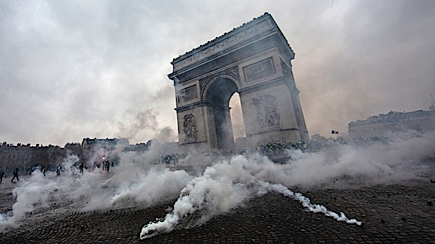 The Next French Revolution Is a Battle for the Soul of the Western World