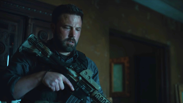 Ben Affleck, Oscar Isaac and Co. Plot to Rob the World's Most Violent Cartel in Netflix's Explosive <i>Triple Frontier</i> Trailer