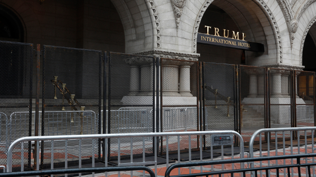 Trump Organization Looking to Expand Nationally, Open Up Second D.C. Hotel