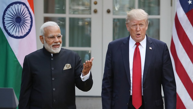 Donald Trump Has Been Known to Imitate Indian Prime Minister Narendra Modi's Accent