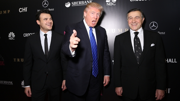 The Kremlin's Man: How Donald Trump's Own Words Connect him to Russia (Part 1 of 5)