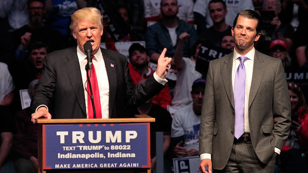 Is Trump About to Sell Out His Own Son?