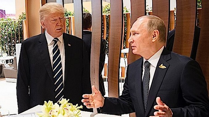 Trump Congratulates Putin On Election, Fails to Ask a Single Tough Question About...Anything
