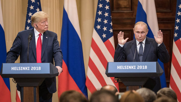 Senators considering what their options are after Trump-Putin summit
