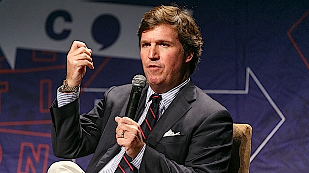 Tucker Carlson Calls Historian 'Tiny Brain,' 'Moron' in Expletive-Laden Leaked Video