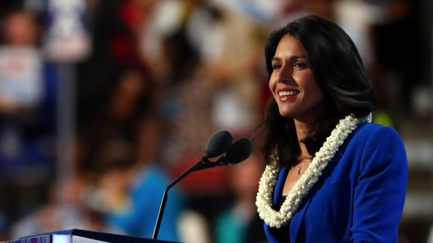 The American Empire Has Tulsi Gabbard in Its Crosshairs