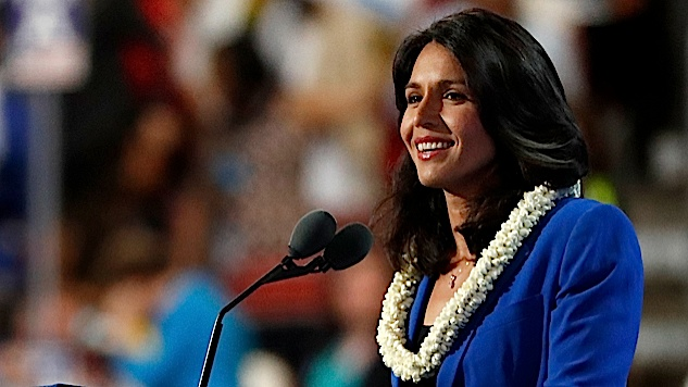 Can an American Presidential Candidate Truly Be Anti-War? Tulsi Gabbard Is About to Find Out